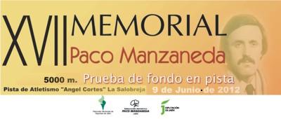 UN AÑO MAS: MEMORIAL PACO MANZANEDA