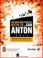 CARRERA INTERNACIONAL NOCHE DE SAN ANTÓN: LA FIESTA DEL ATLETISMO JIENENSE