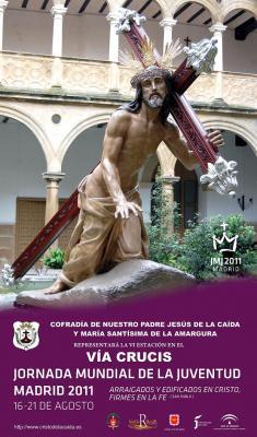 NUESTRA IMAGEN EN LA JMJ MADRID 2011