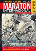 MEDIA MARATÓN DE ALBACETE: REVALIDA EN LOS 21097 M.