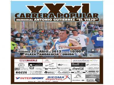 XXXI CARRERA DEL VIEJO!!!