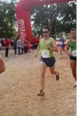 UN CROSS PASADO POR BARRO